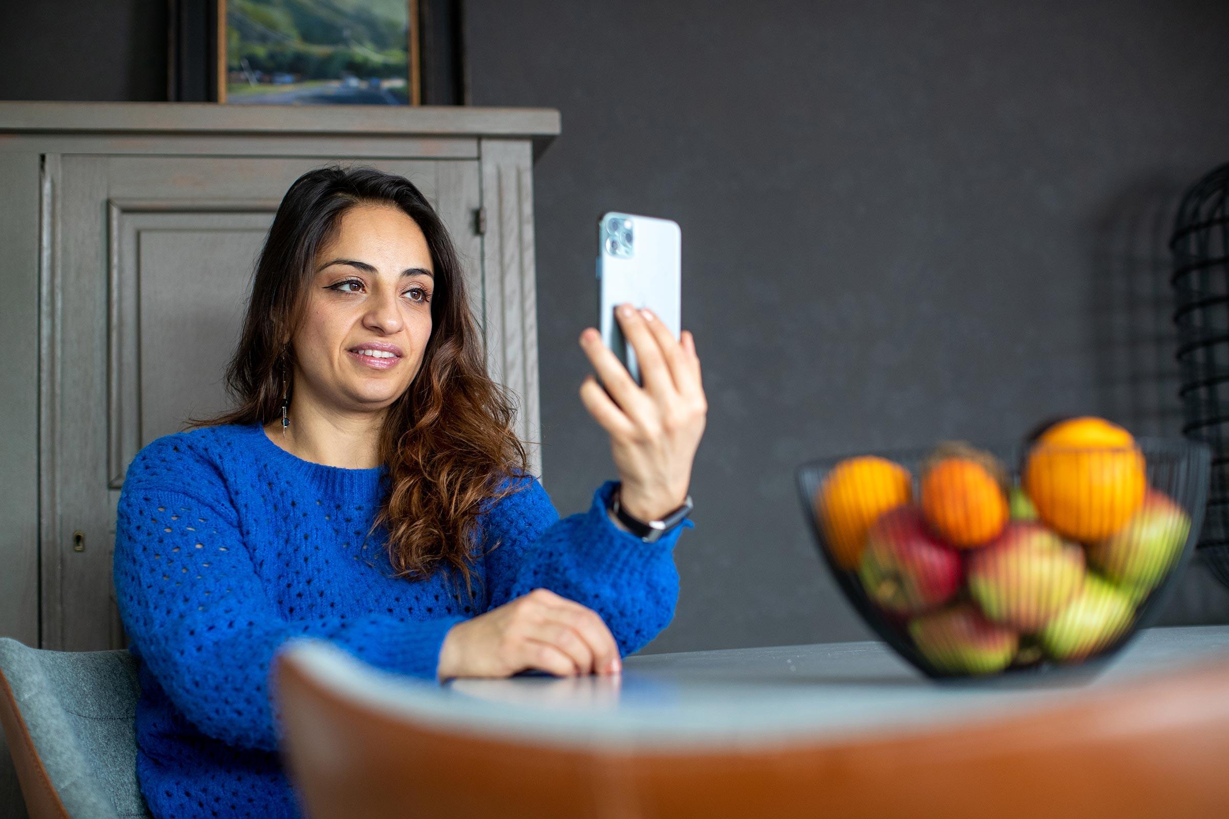 Digitale zorg als antwoord op de klantbehoefte